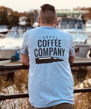 Load image into Gallery viewer, Cima Grigia - Grey T - 50calcoffeecompany