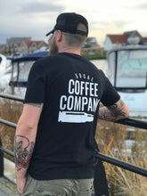 Load image into Gallery viewer, Cima Nera - Black T - 50calcoffeecompany