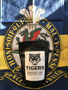 PWRR Tigers Coffee - 50calcoffeecompany