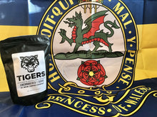 Load image into Gallery viewer, PWRR Tigers Coffee - 50calcoffeecompany