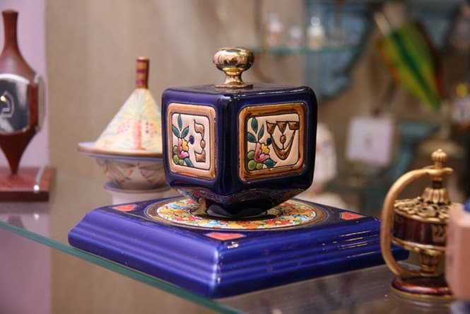 Six Things You Didn't Know About Dreidels And Rabbi Dr. Eliyahu Safran Dreidel Collection.