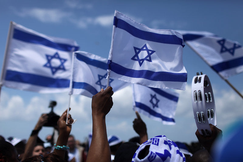 Passover's Over. Next Up: Israel's Independence Day!