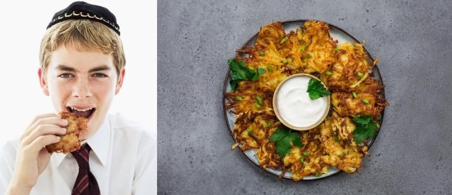 The Best Latke Recipe on Earth And a Very Brief History of Latke blog