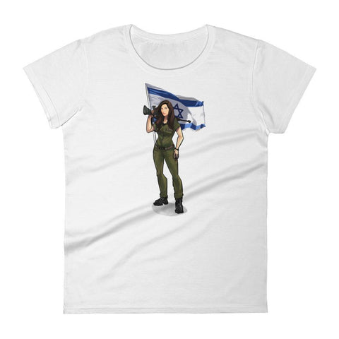 Proud Jews IDF Soldier T-Shirt