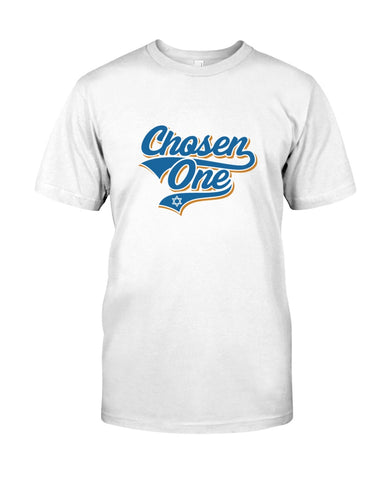 Chosen One. Unisex Softstyle Short-Sleeve Tee