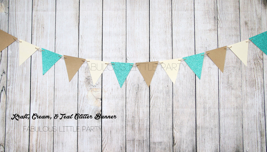 Woodland Banner Party Decor Baby Shower Nursery 1st 2nd 3rd Tribal Birthday Decorations