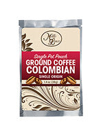 1.4 oz. Colombian Ground Coffee