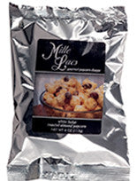 4.0 oz. White Fudge Popcorn with Roasted Almonds