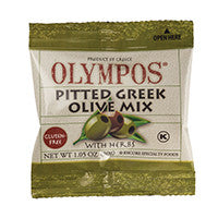 1.05 oz. Pitted Greek Olive Mix