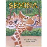 Gemina: The Crooked-Neck Giraffe