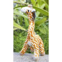 Gemina: The Crooked-Neck Giraffe stuffed animal