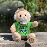 Lion Plush with SB Zoo Hoodie