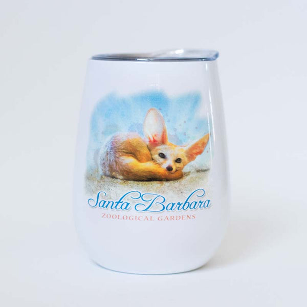 Fennec Fox Insulated Wine Cup