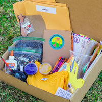 Camp in a Box: Wild About Animals