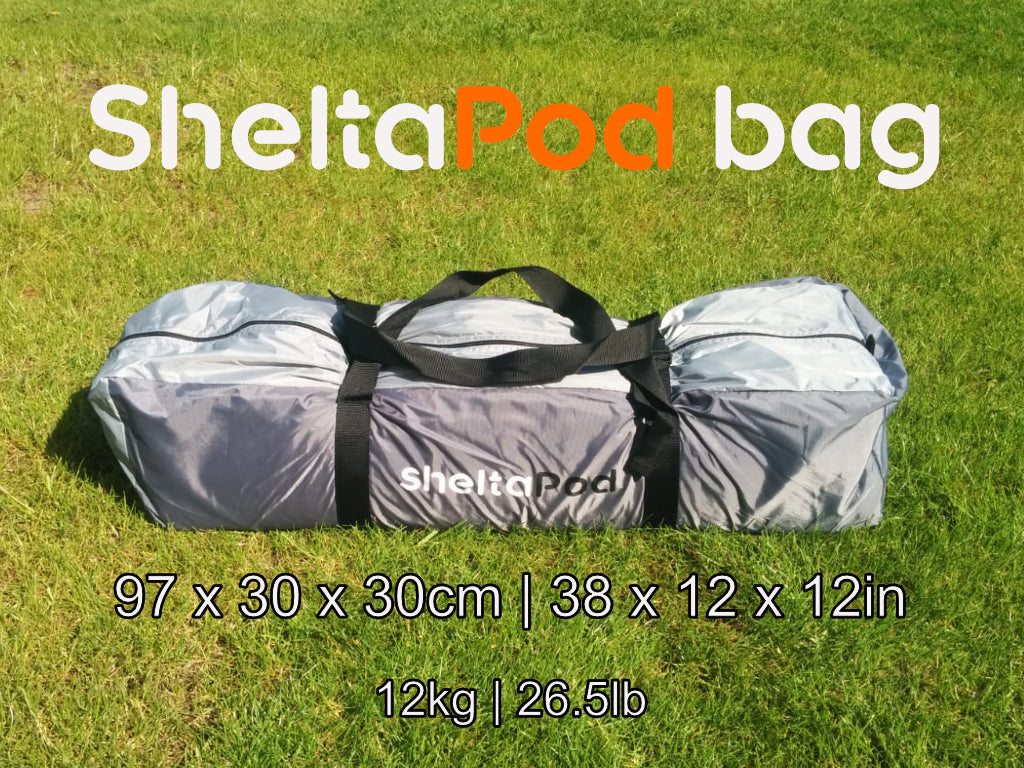 PRE-ORDER SheltaPod ORANGE