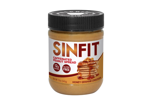 SINFIT Spreads Variety Pack - Caffeinated