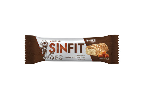 SINFIT® - Caramel Crunch Bar
