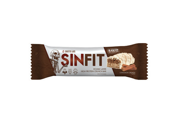 SINFIT® - Cinnamon Crunch Bar