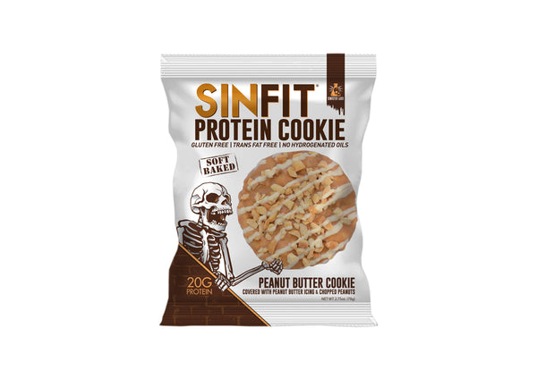 SINFIT® Peanut Butter Protein Cookie