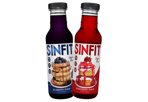 SINFIT Syrup - Variety Pack