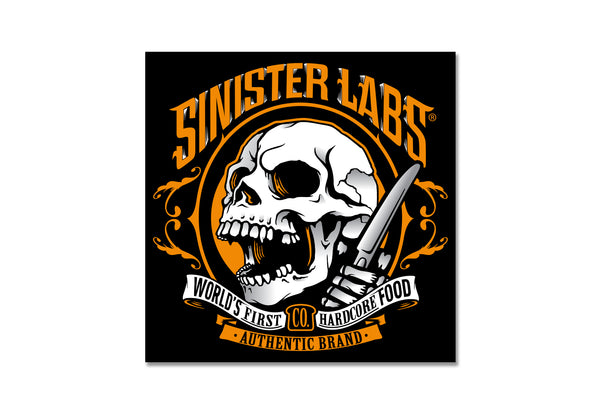 Sinister Labs Sticker