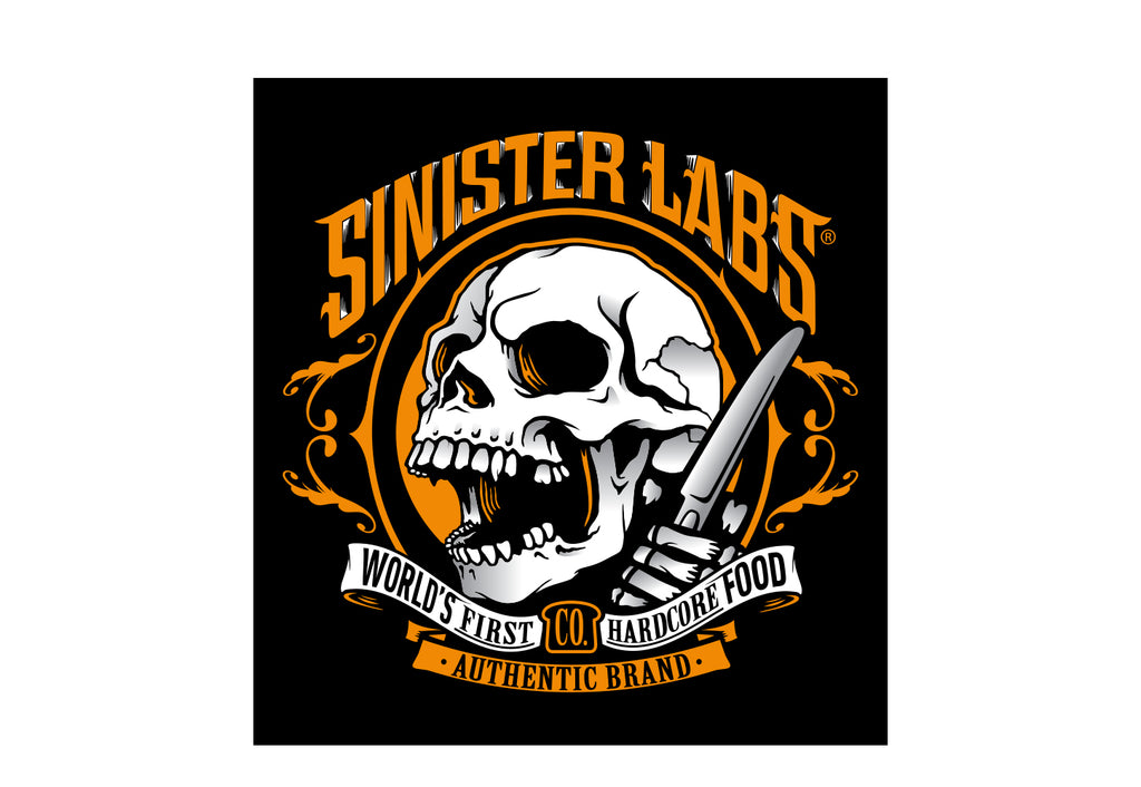 Sinister Labs Light Hoodie - Front Print
