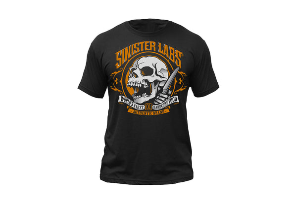 Sinister Labs Tee - Front Print