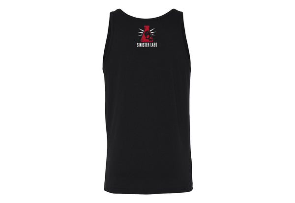 Warning Caffeinated Tank - Men's