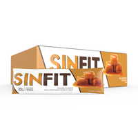 SINFIT - Caramel Crunch Bar