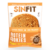 SINFIT - Peanut Butter Protein Cookie