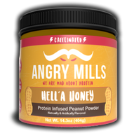 Angry Mills Powders Variety Pack - Caffeinated