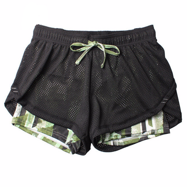 Double Layer Shorts