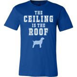 The Ceiling Is The Roof Shirt - GOAT Tee