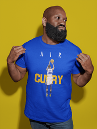 Air Curry T-Shirt - Golden State Fan Shirt - Luxurious Inspirations