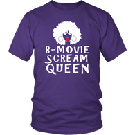 B-Movie Scream Queen T-Shirt - Luxurious Inspirations