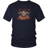 Barbarian Dice D12 DND T-Shirt - Luxurious Inspirations