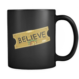 Believe Express Ticket For Santa 2017 Mug - Polar Edition Coffee Cup - Luxurious Inspirations