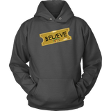 Believe Express Ticket For Santa 2018 Shirt - Polar Edition Christmas Family Gift Dad Mom Hoodie - Luxurious Inspirations