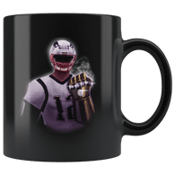 Brady GOAT Gauntlet 6th Championship Ring Mug - MVP 12 Greatest Of All Time Fan Coffee Cup - Luxurious Inspirations