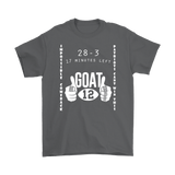 Canada 28-3 Greatest Comeback GOAT Shirt - 12 Greatest Of All Time Tee - Luxurious Inspirations