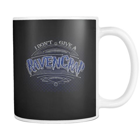 Canada I don't Give A Ravencrap Mug - Luxurious Inspirations