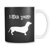 Canada I Like Your Weiner Mug - Funny Offensive Adult Coffee Cup - Luxurious Inspirations