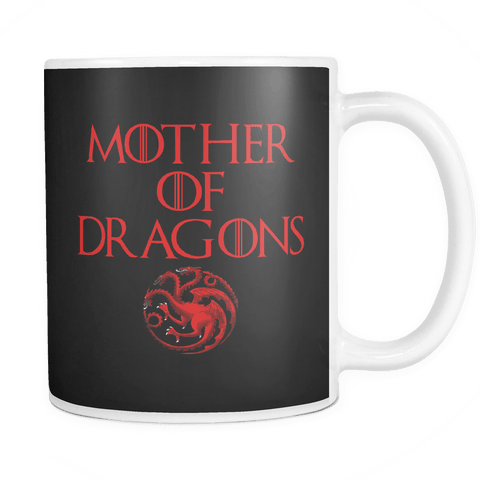 Canada - Mother Of Dragons Mug - Luxurious Inspirations
