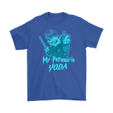 Canada My Patronus is Yoda T-Shirt - Funny Parody Tee Shirt - Luxurious Inspirations