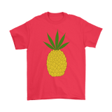 Canada Pineapple Pot Shirt - Funny Marijuana 420 Tee - Luxurious Inspirations