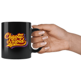 Chaotic Stupid is Not An Alignment Mug - Funny DND D&D D20 DM Dice Coffee Cup - Luxurious Inspirations