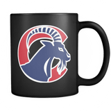 Chicago Cubs GOAT Black Mug - 2016 World Series Champions - Fan Cup - Luxurious Inspirations