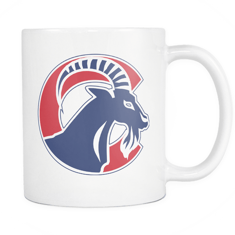 Chicago Cubs GOAT Mug - 2016 World Series Champions - Fan Cup - Luxurious Inspirations