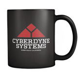 Cyberdyne Systems Mug - Great Fan Coffee Cup - Luxurious Inspirations