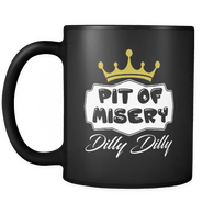Dilly Dilly Beer Mug - A Light Pit Of Misery For You And Your Bud Is A True Friend Of The Crown Coffee Cup - Luxurious Inspirations